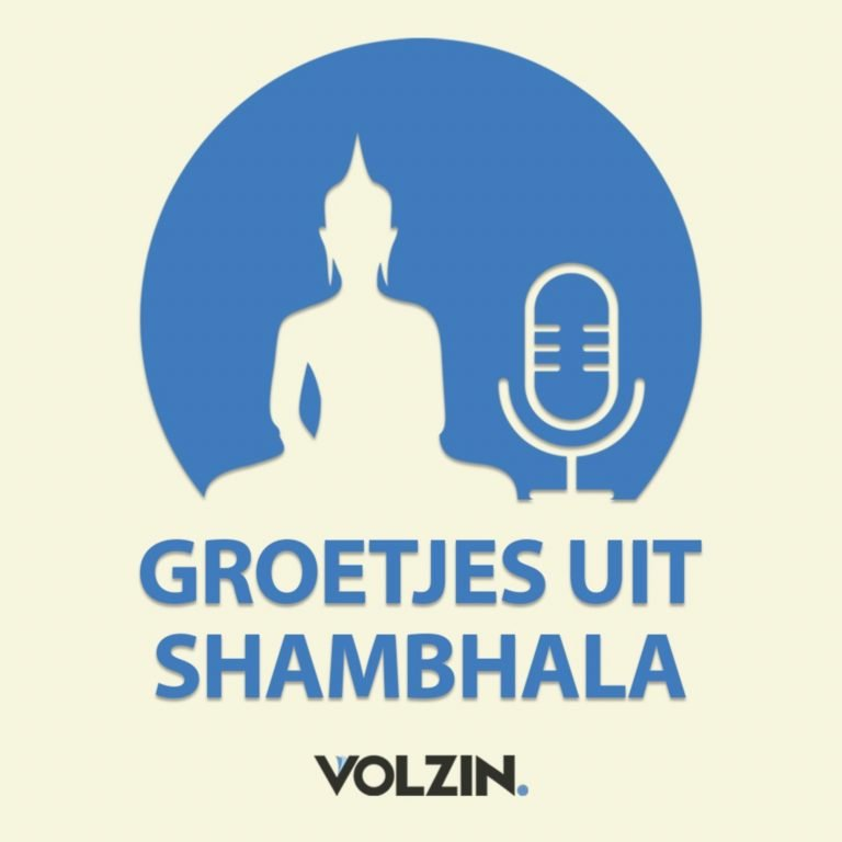 Groetjes uit Shambhala
